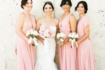 infinity bridesmaid dress tutorial image